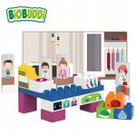 BiOBUDDi - Fashion store - Eco Friendly Block Set - 28 Blocks
